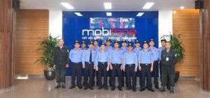 Nhu cầu thuê dịch vụ bảo vệ tại Hà Đông