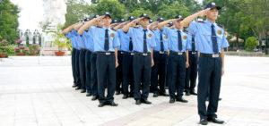 Những yêu cầu của ngành dịch vụ bảo vệ công trường