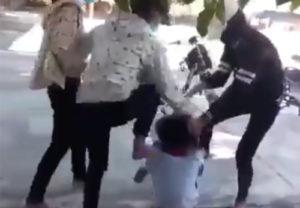 Cách tự vệ khi bị đánh hội đồng