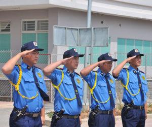 Công việc hằng ngày của một nhân viên bảo vệ