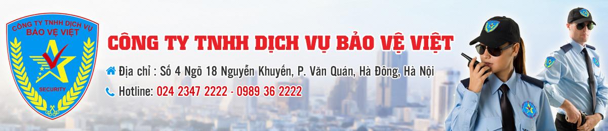 Dịch vụ bảo vệ chuyên nghiệp tại Hà Đông – Hà Nội, Dich vu bao ve chất lượng